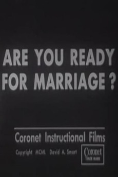 When are you ready to marry