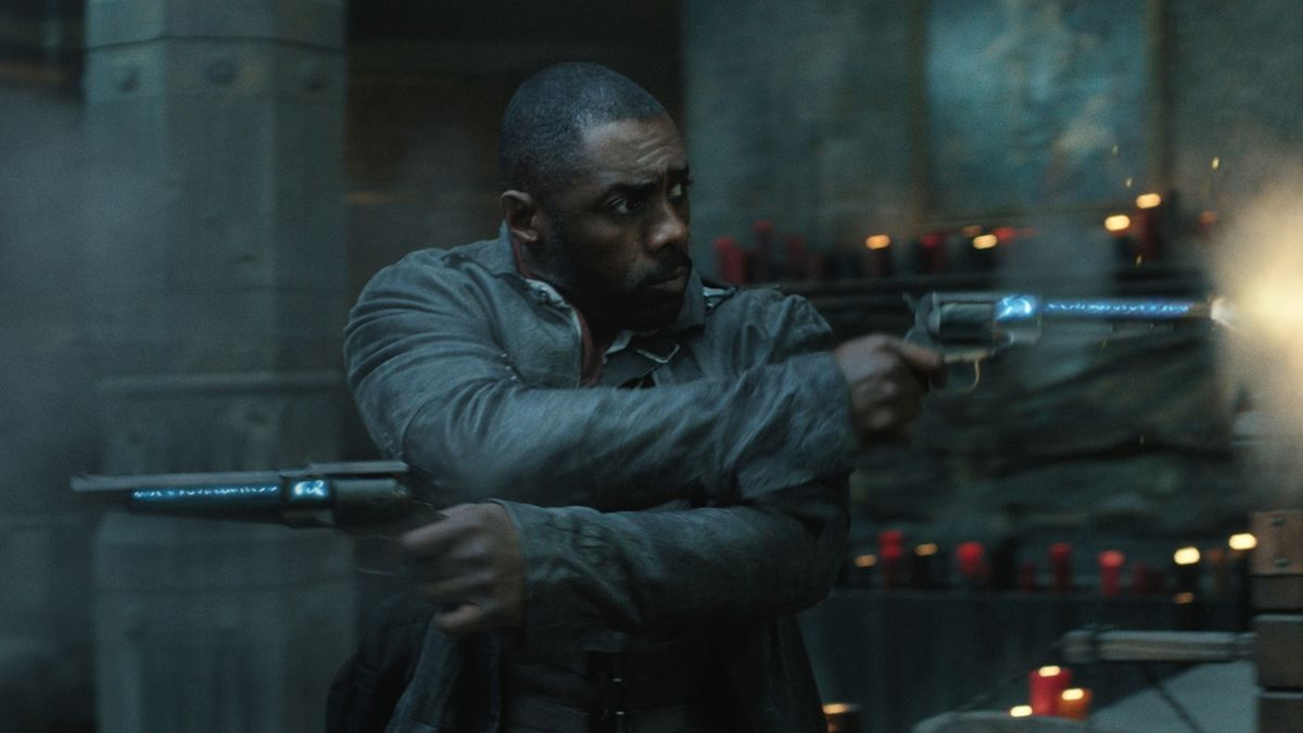 The Dark Tower (2017) directed by Nikolaj Arcel • Reviews, film + ...