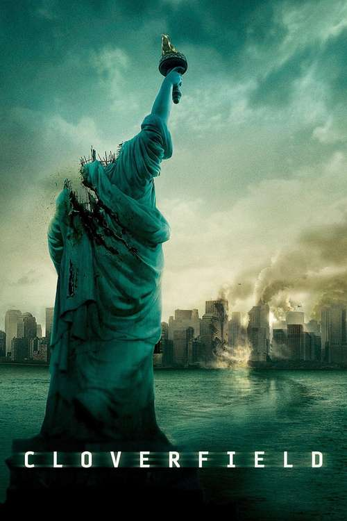 Film poster for Cloverfield