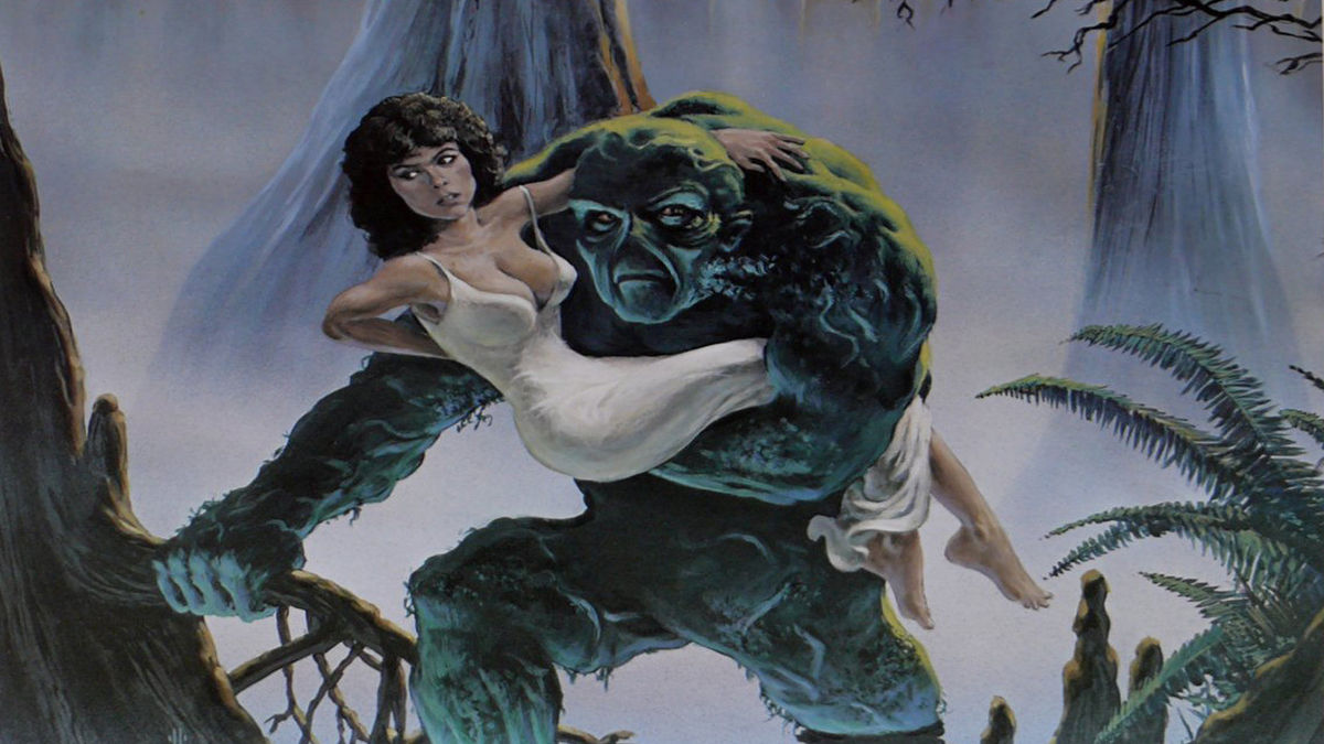 swamp thing 1982 directed by wes craven � reviews film