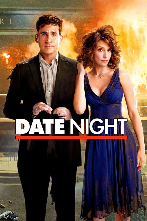 Film poster for Date Night