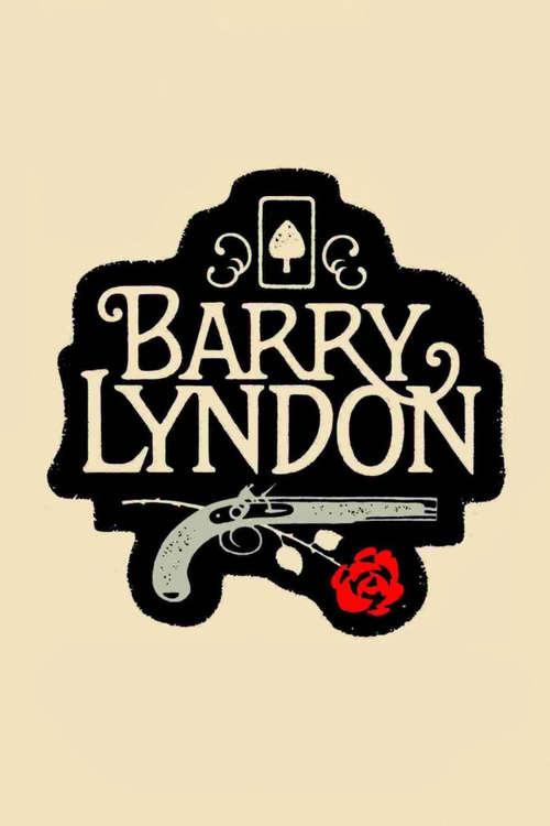 Barry Lyndon movie poster