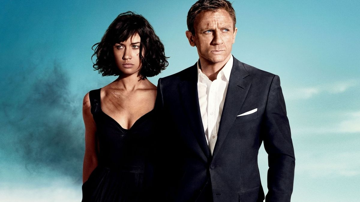 Quantum of Solace (2008) directed by Marc Forster ...