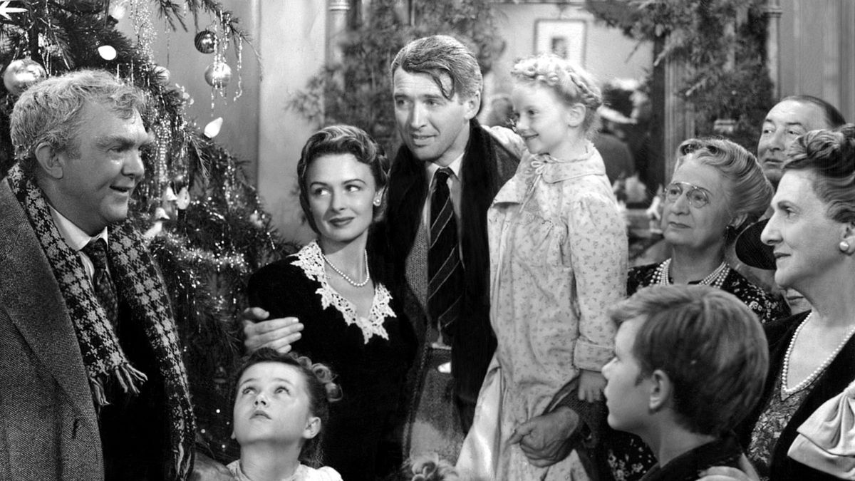 It's a Wonderful Life (1946) directed by Frank Capra • Reviews, film + cast  • Letterboxd