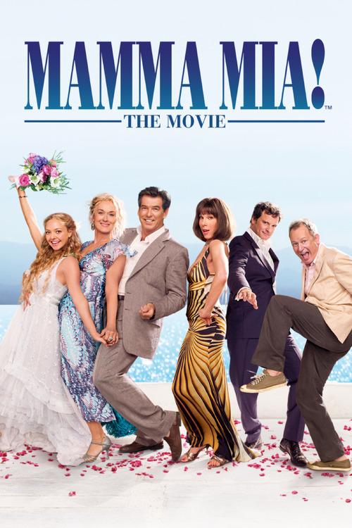 Cover Mamma Mia!