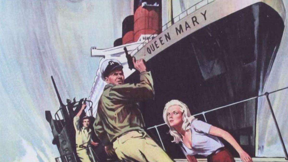 Movie : Assault on a Queen (1966)