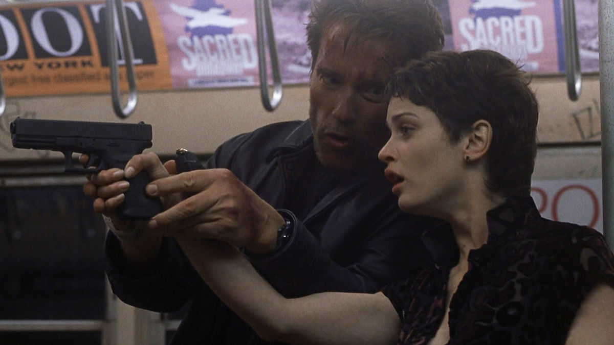 End of Days (1999) directed by Peter Hyams • Reviews ...