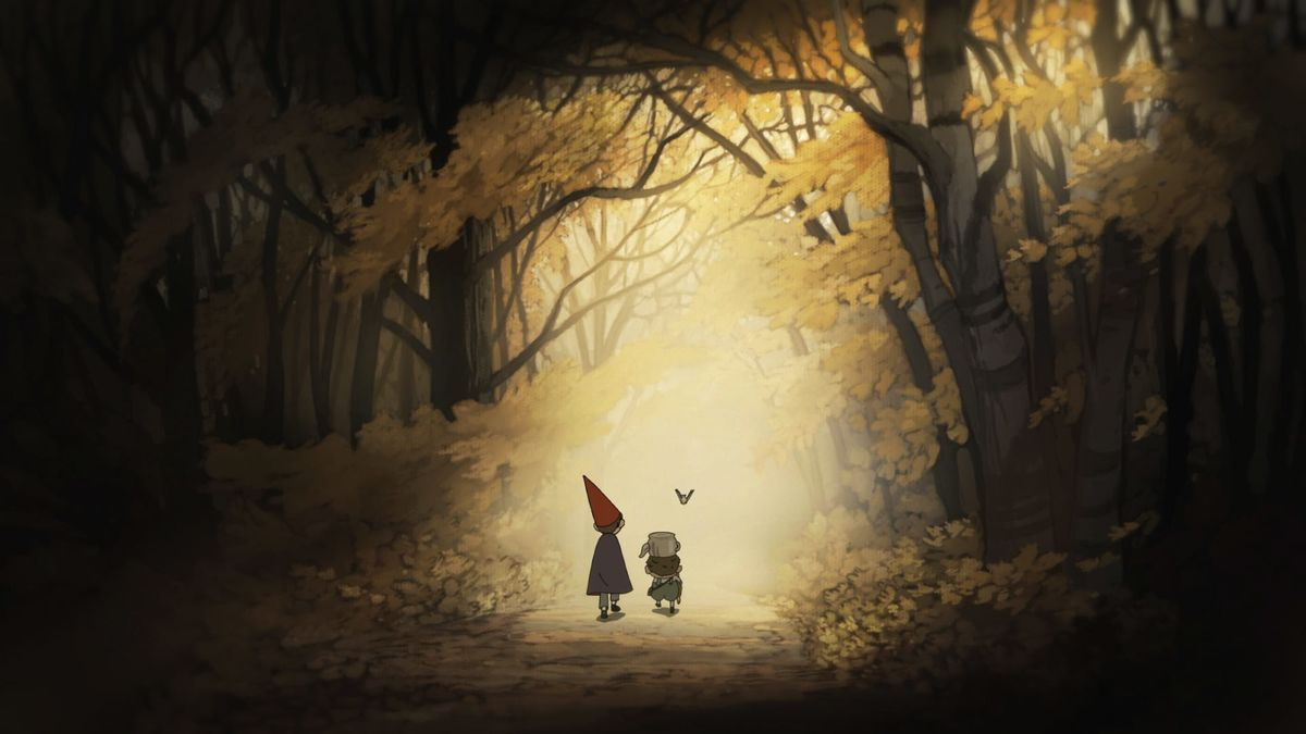 Over the Garden Wall (2014) directed by Nate Cash, Nick Cross et al ...