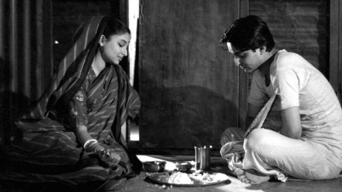 Apur Sansar (1959) directed by Satyajit Ray • Reviews, film
