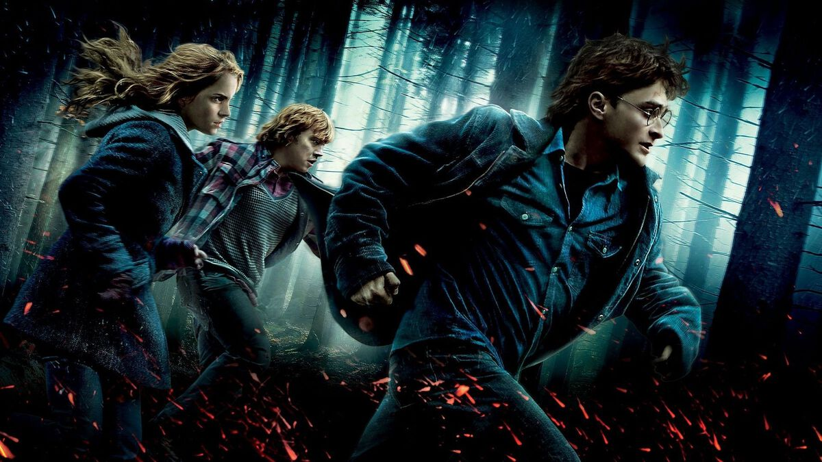 Harry Potter and the Deathly Hallows: Part 1 (2010) directed by David Yates • Reviews, film + cast • Letterboxd