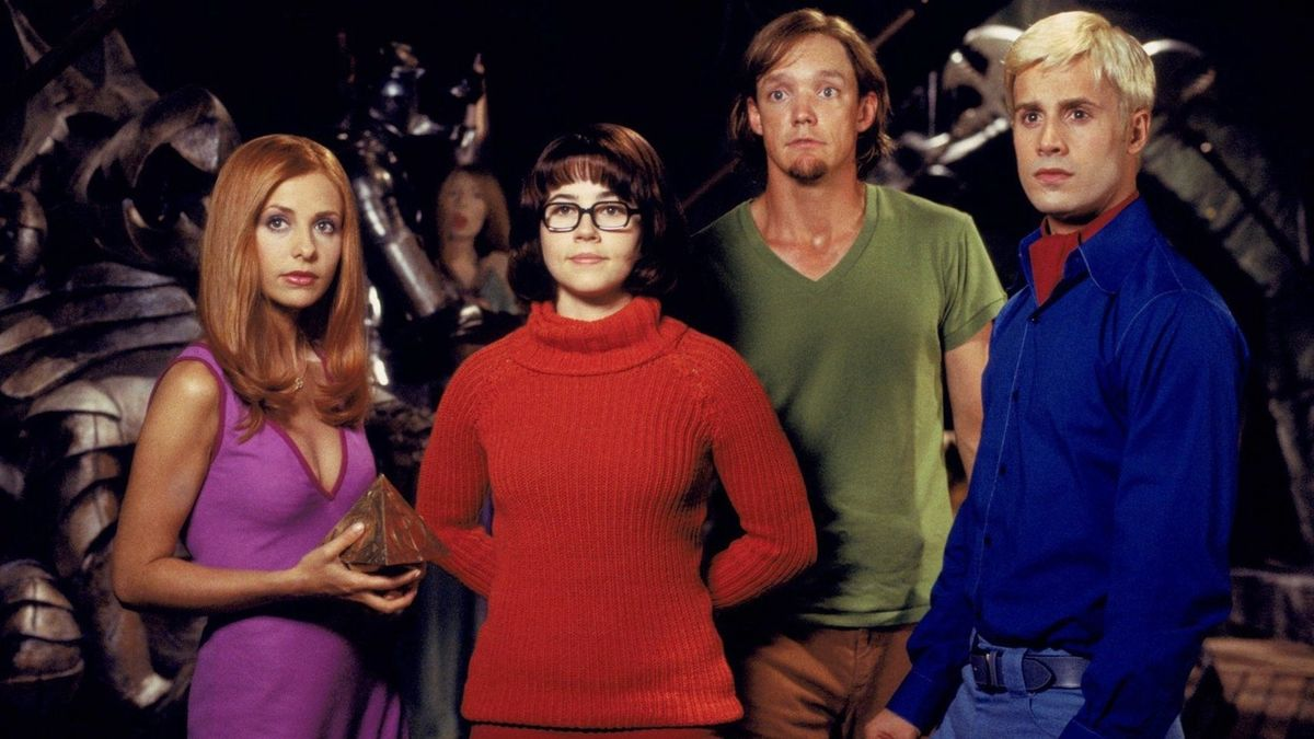Scooby Doo 2002 Directed By Raja Gosnell Reviews Film Cast Letterboxd