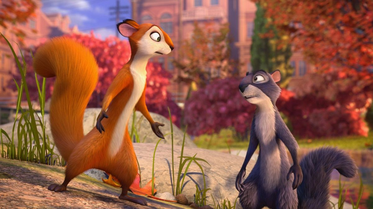 The Nut Job 2 (Movie) | Thenutjob Wiki | FANDOM powered by ... |The Nut Job People Characters