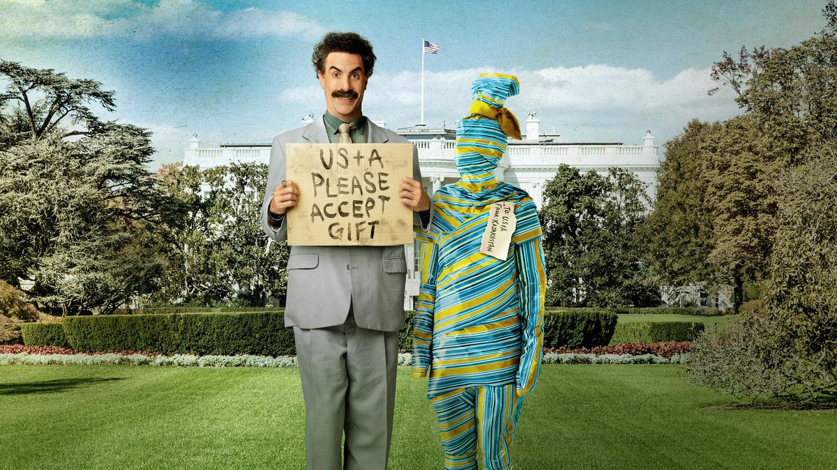 Borat Subsequent Moviefilm (2020) directed by Jason Woliner • Reviews, film  + cast • Letterboxd
