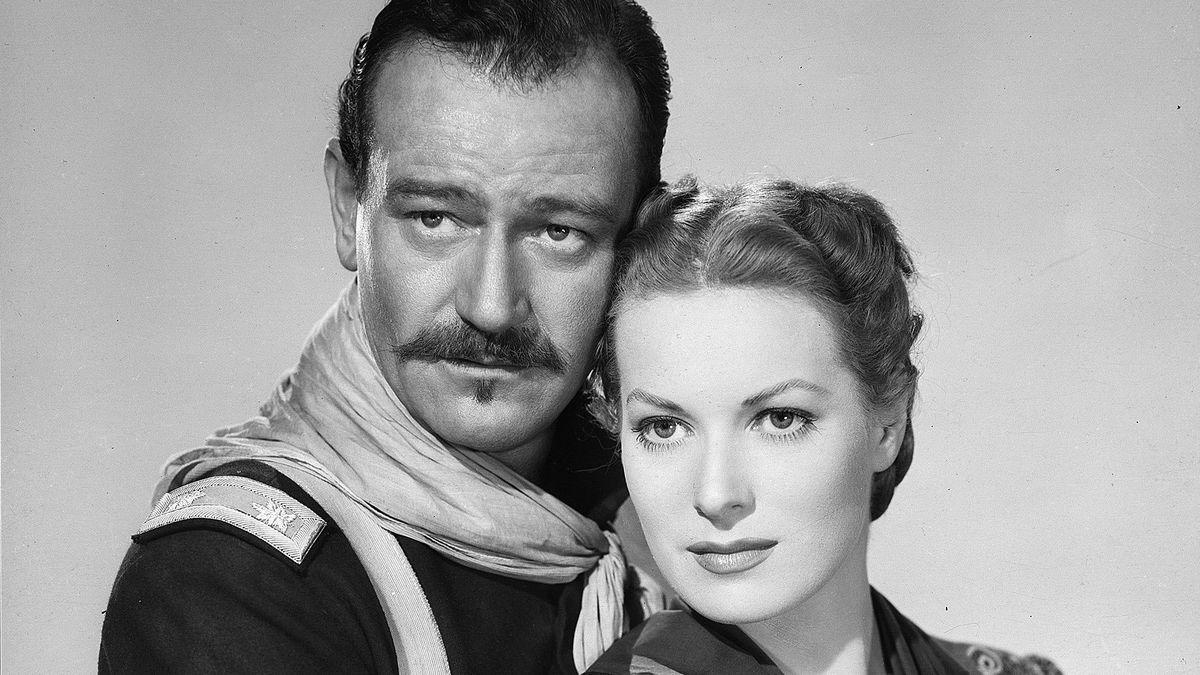 War Movie : Rio Grande 1950