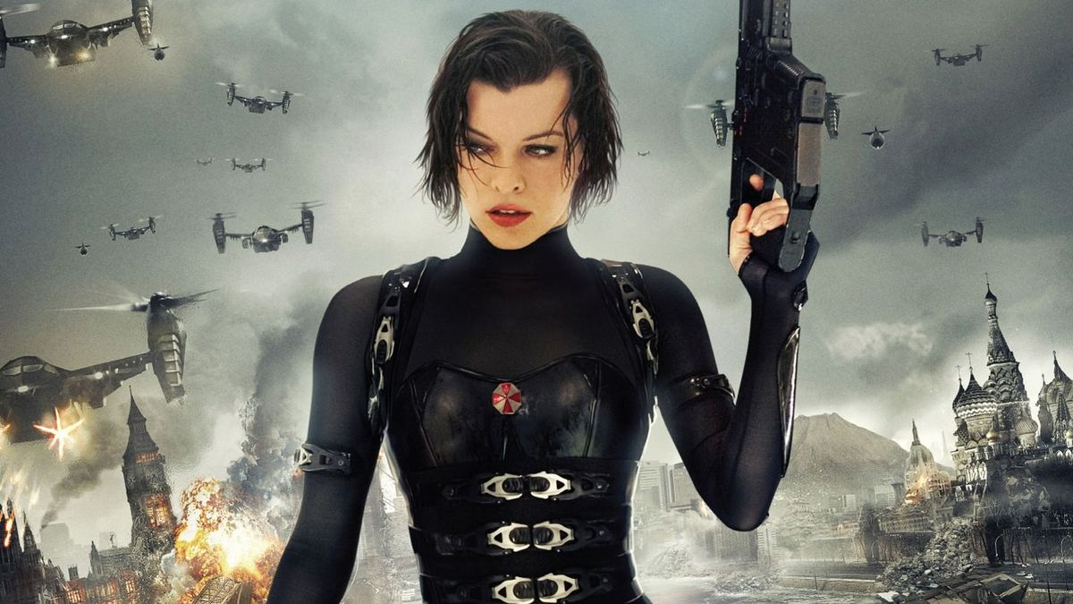 Resident Evil Retribution 2012 Directed By Paul W S Anderson