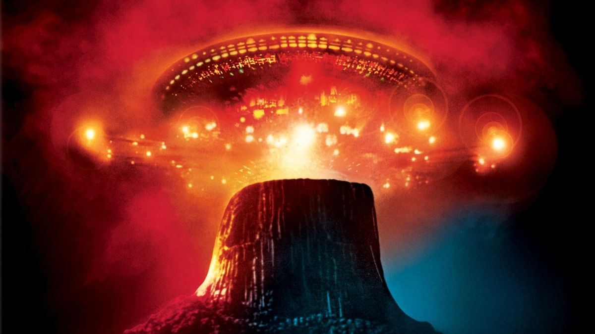 Close Encounters Of The Third Kind 1977 Directed By Steven