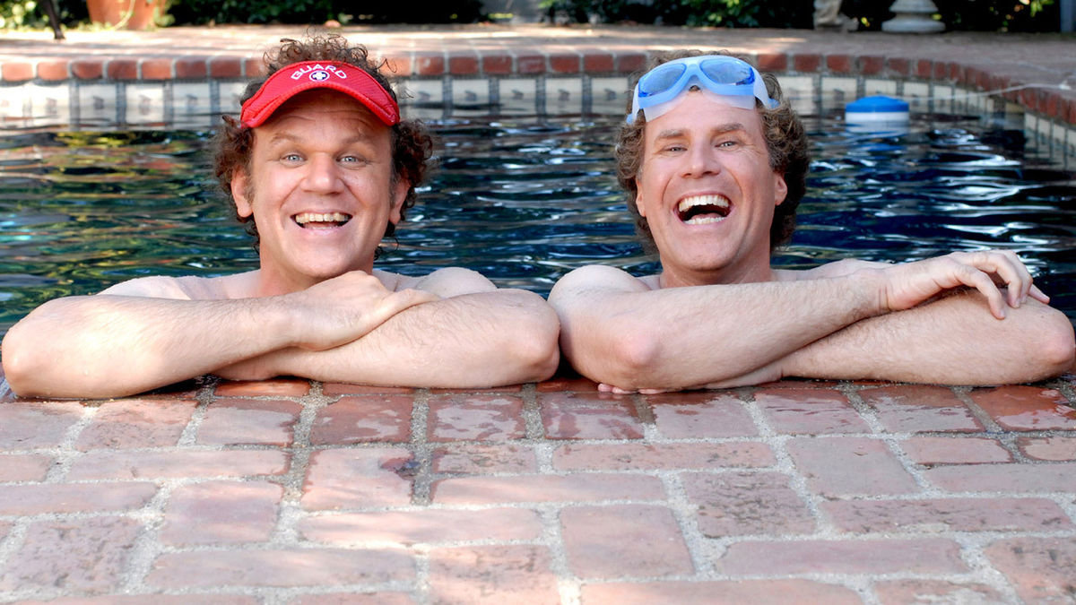Step Brothers 2008 Directed By Adam Mckay Reviews Film Cast Letterboxd