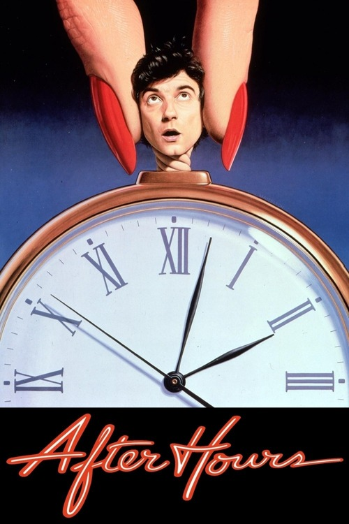 After Hours movie poster