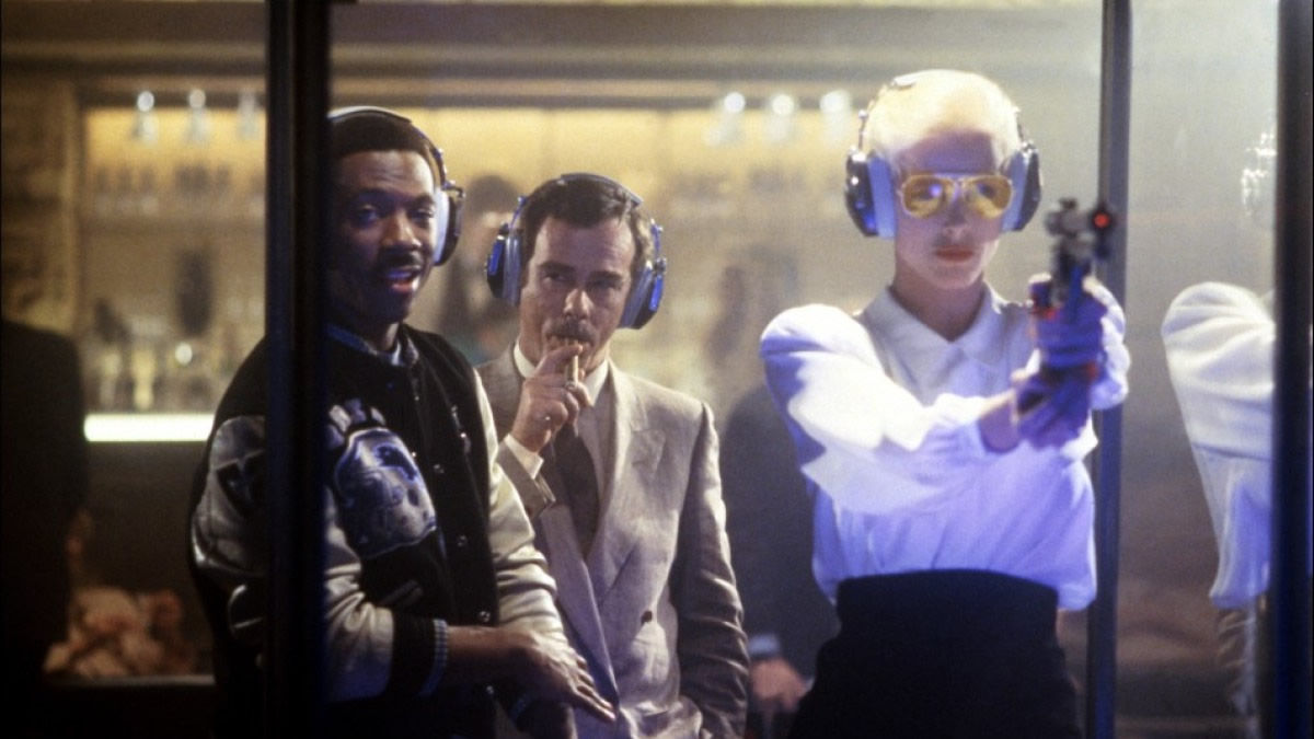 Beverly Hills Cop Ii 1987 Directed By Tony Scott Reviews Film Cast Letterboxd
