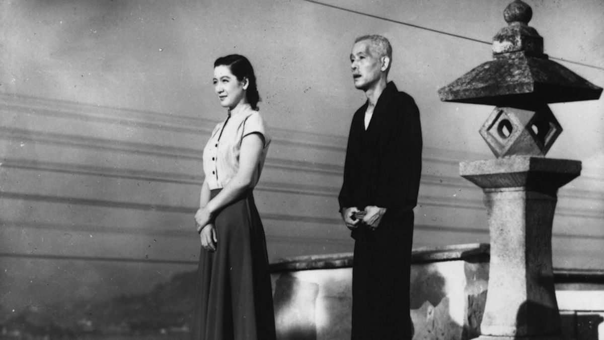 Tokyo Story (1953) directed by Yasujirō Ozu • Reviews, film + cast •  Letterboxd