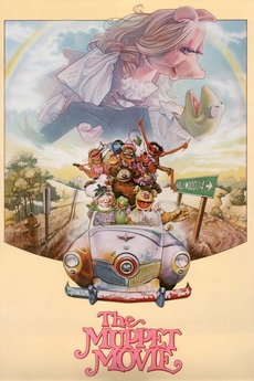 the muppet movie 1979 directed by james frawley