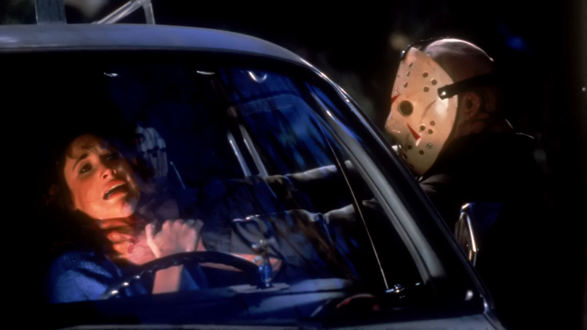 Friday the 13th Part III' review by Patrick Willems • Letterboxd