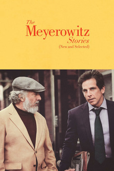 دانلود فیلم The Meyerowitz Stories 2017