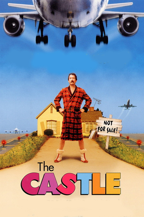The Castle movie poster