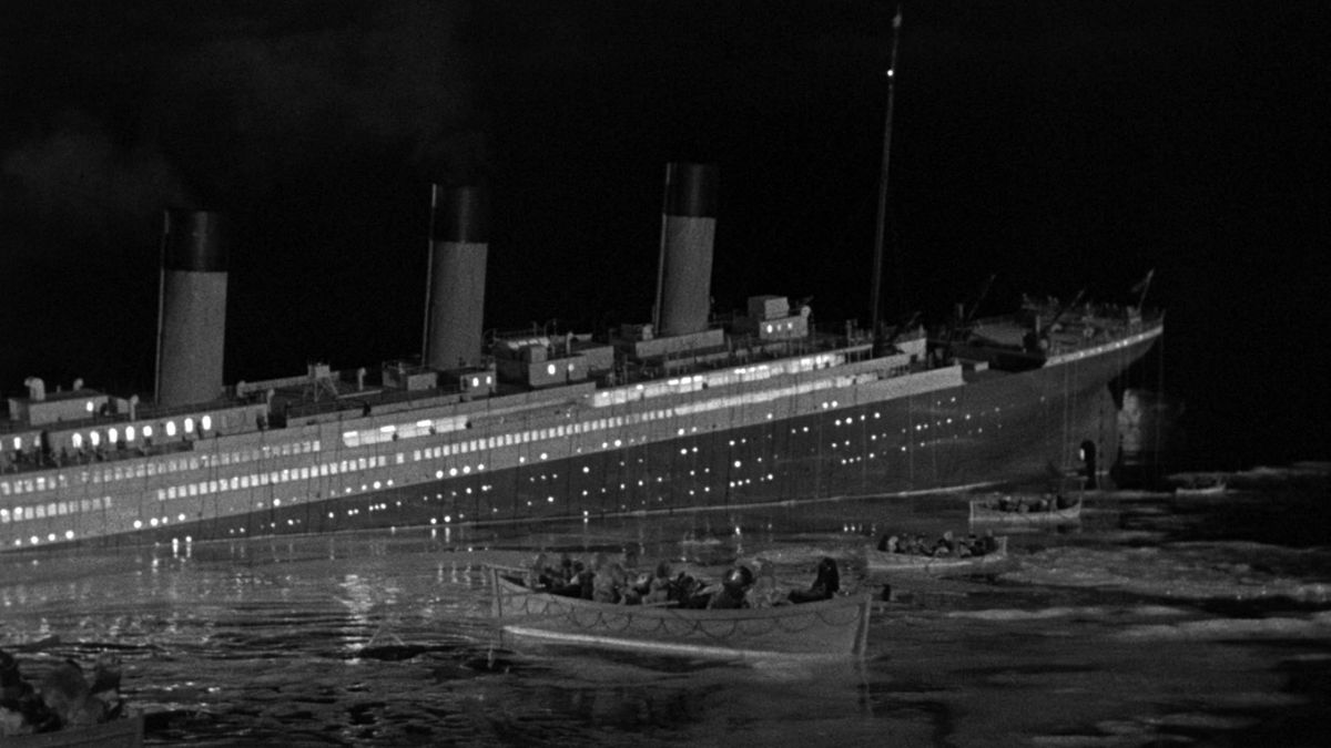 Image result for titanic 1953