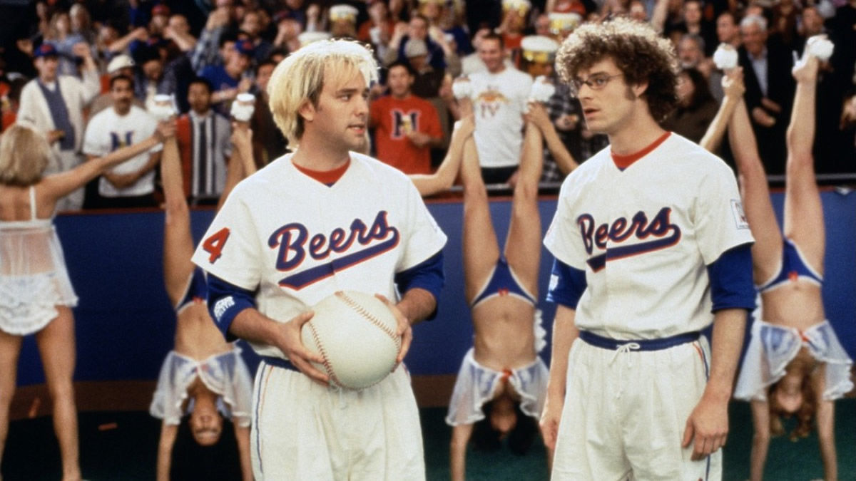 BASEketball (1998) directed by David Zucker • Reviews, film + cast ...