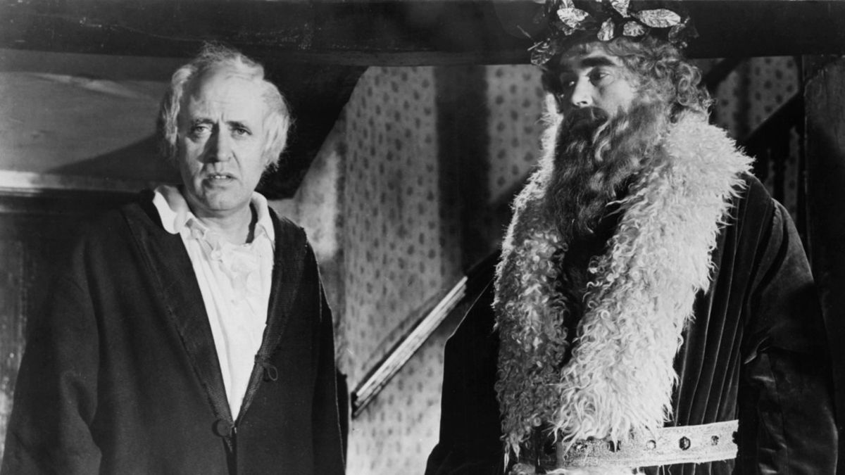 Scrooge 1951 Directed By Brian Desmond Hurst Reviews Film