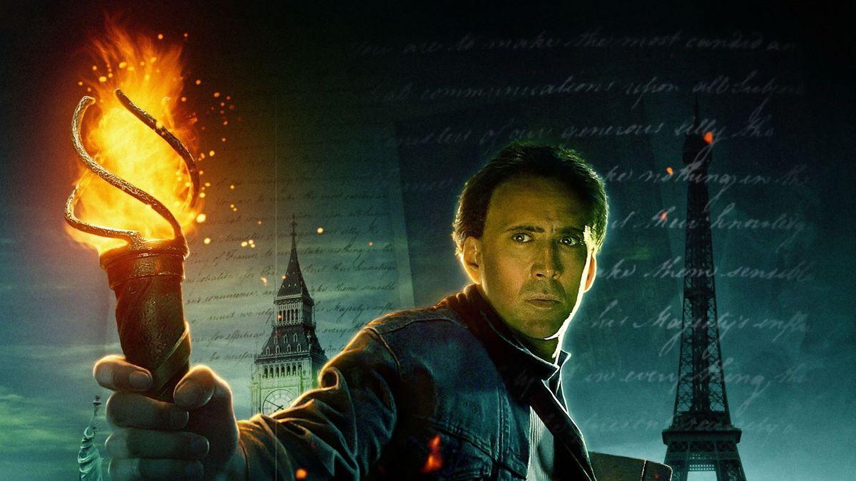 National Treasure Book Of Secrets 2007 Directed By Jon Turteltaub Reviews Film Cast Letterboxd
