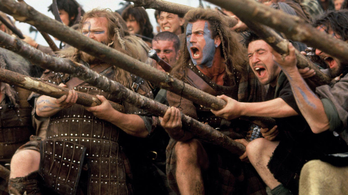 Braveheart 1995 Directed By Mel Gibson Reviews Film Cast Letterboxd