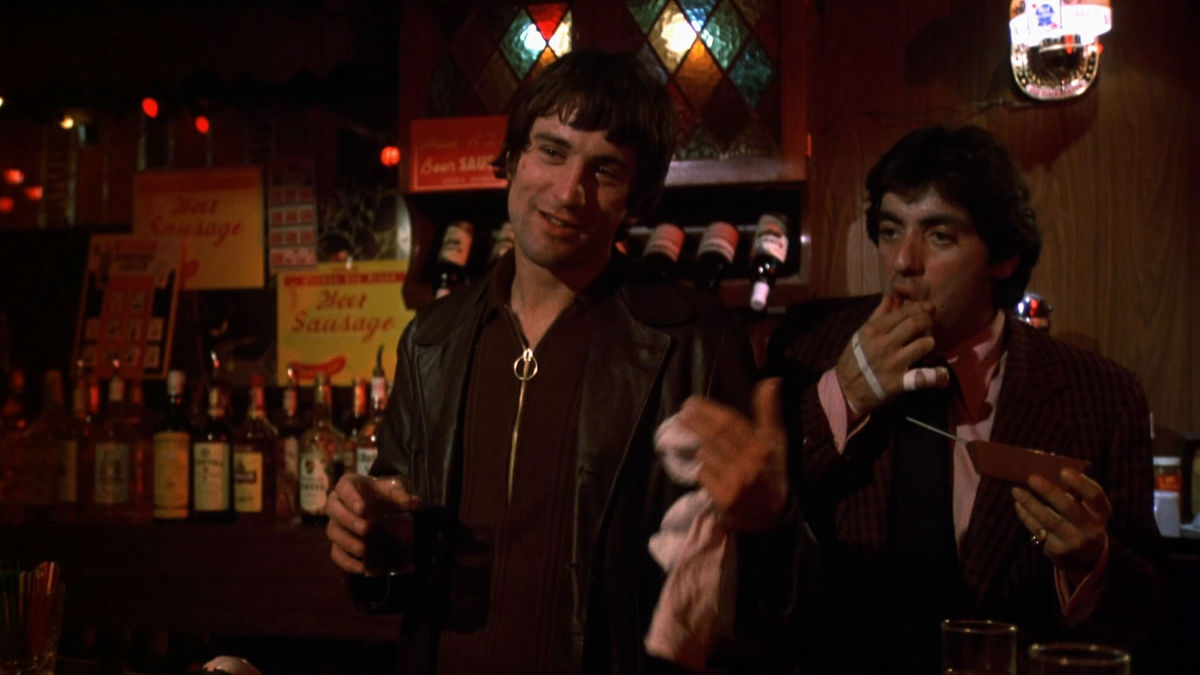 ‎Mean Streets (1973) directed by Martin Scorsese • Reviews ...