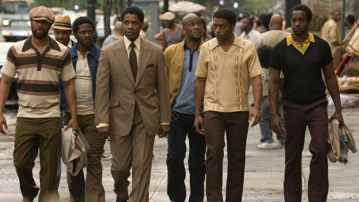 American Gangster 2007 Directed By Ridley Scott Reviews Film Cast Letterboxd