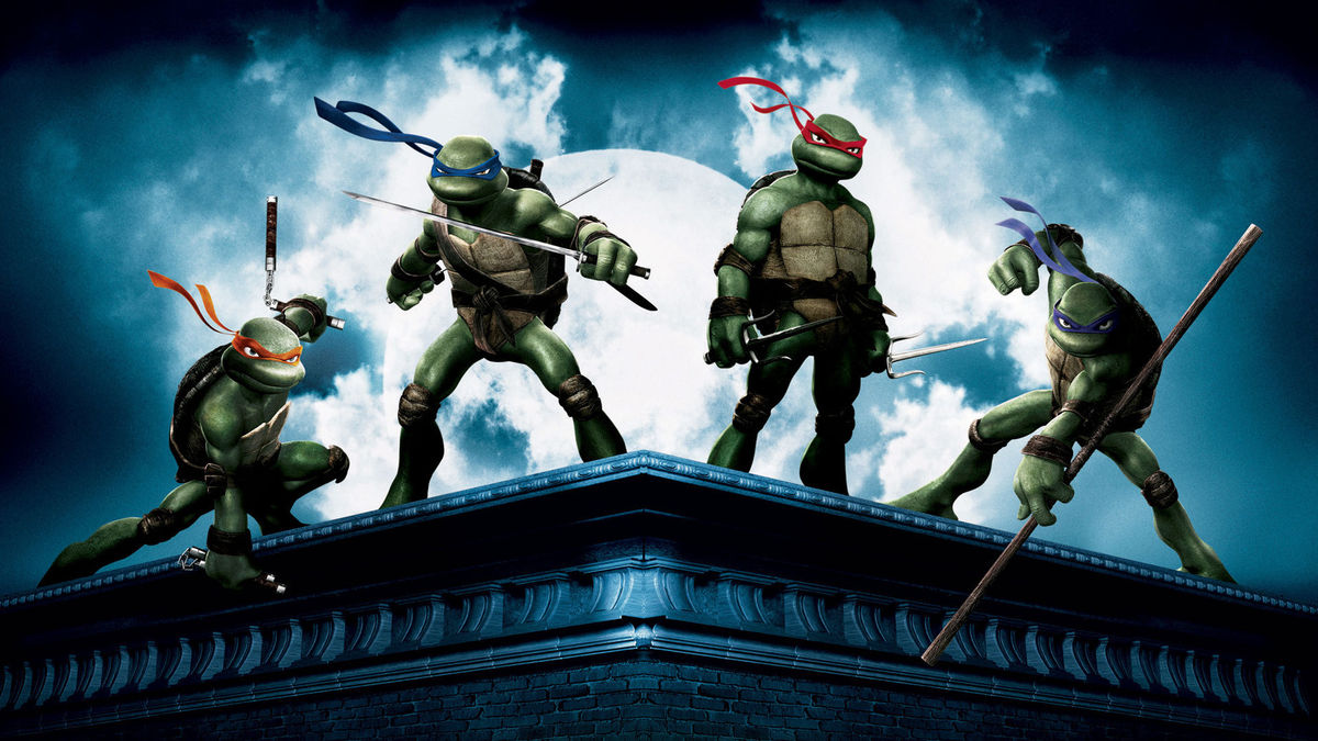 Tmnt 2007 Directed By Kevin Munroe Reviews Film Cast Letterboxd