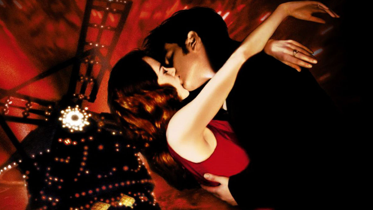an analysis of moulin rouge a musical