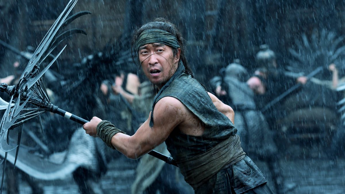 Shadow (2018) directed by Zhang Yimou • Reviews, film + cast