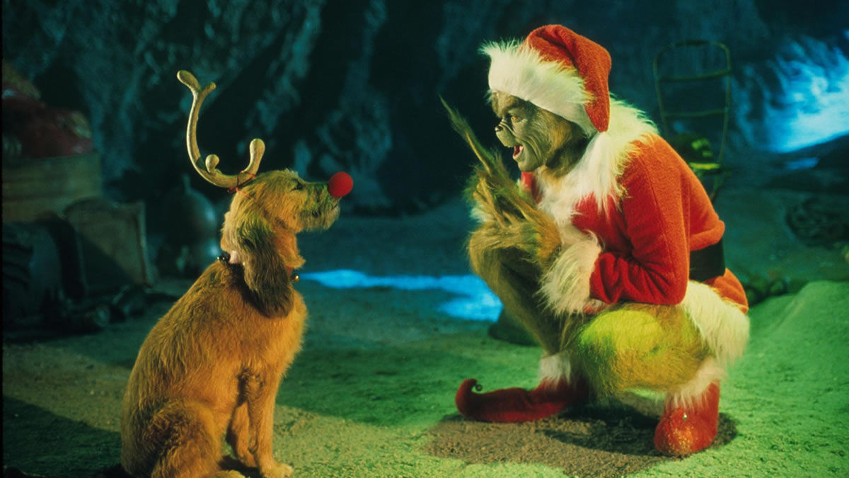 How the Grinch Stole Christmas (2000