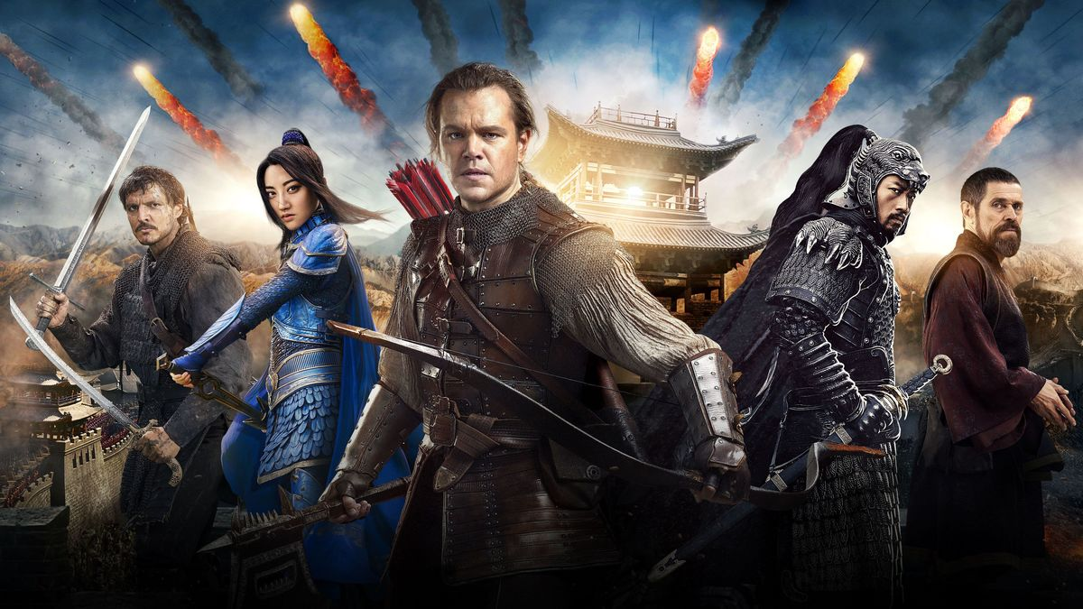 The Great Wall 2016 Directed By Zhang Yimou Reviews Film Cast Letterboxd
