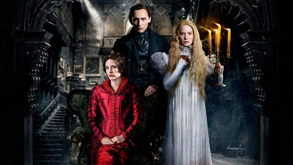 Image result for crimson peak