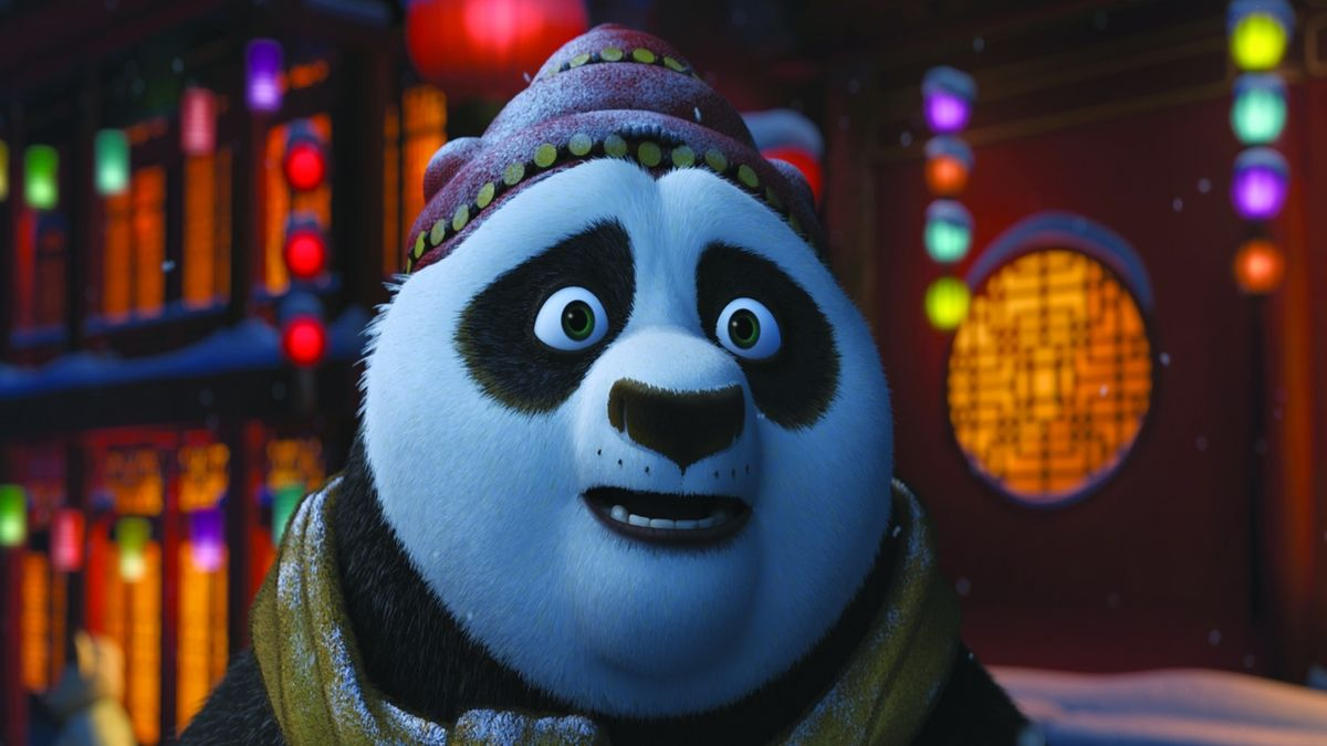 Kung Fu Panda Holiday (2010) directed by Tim Johnson • Reviews, film + cast • Letterboxd