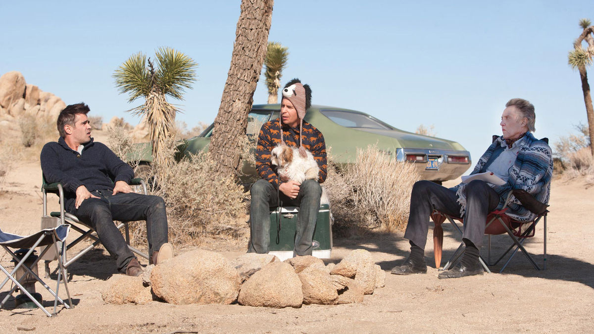 Seven Psychopaths 2012 Directed By Martin Mcdonagh Reviews Film Cast Letterboxd