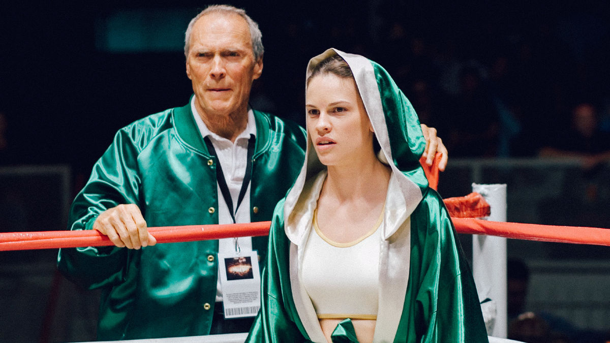 Million Dollar Baby 2004 Directed By Clint Eastwood Reviews Film Cast Letterboxd