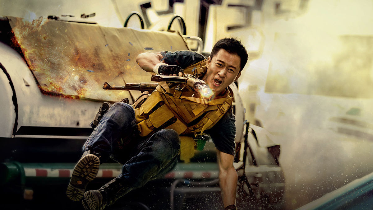 Wolf Warrior 2 2017 Directed By Wu Jing Reviews Film Cast Letterboxd