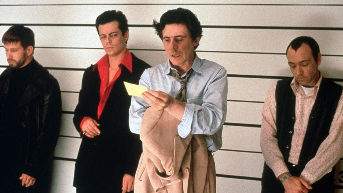 The Usual Suspects (1995) – Crime, Mystery, Thriller