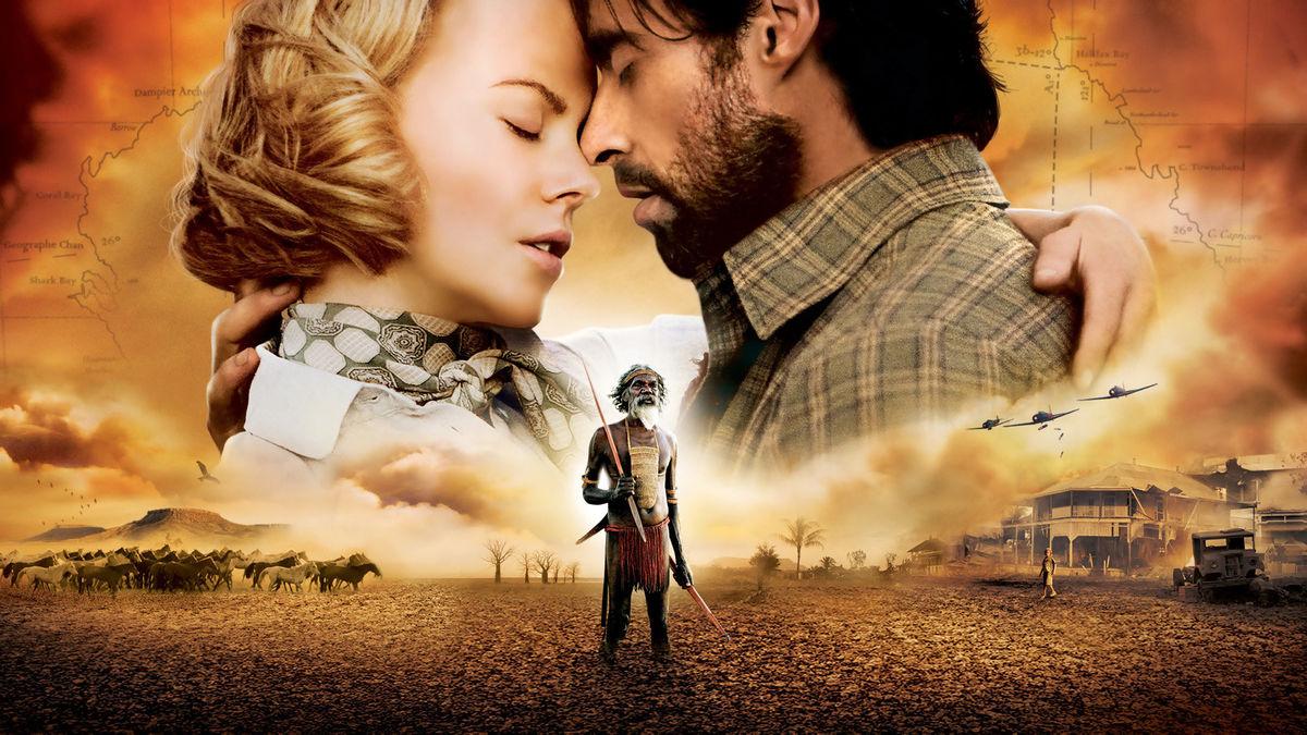 Australia (2008) directed by Baz Luhrmann • Reviews, film + cast •  Letterboxd
