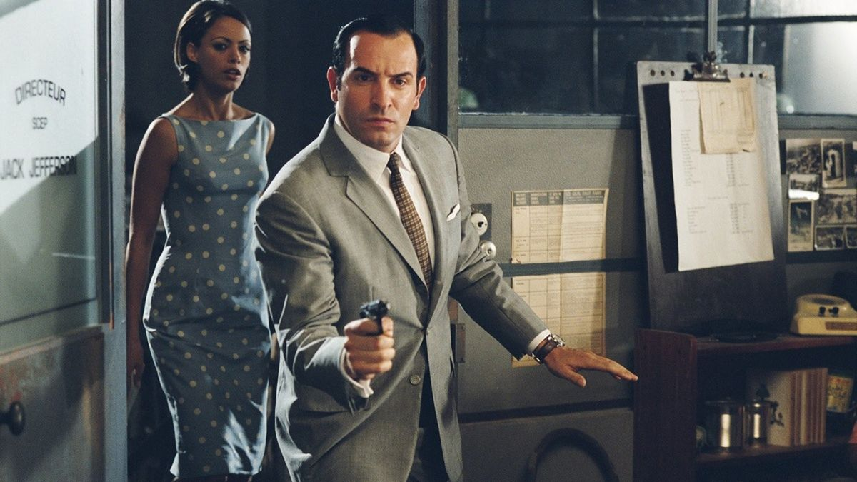 Oss 117 Cairo Nest Of Spies 2006 Directed By Michel Hazanavicius Reviews Film Cast Letterboxd