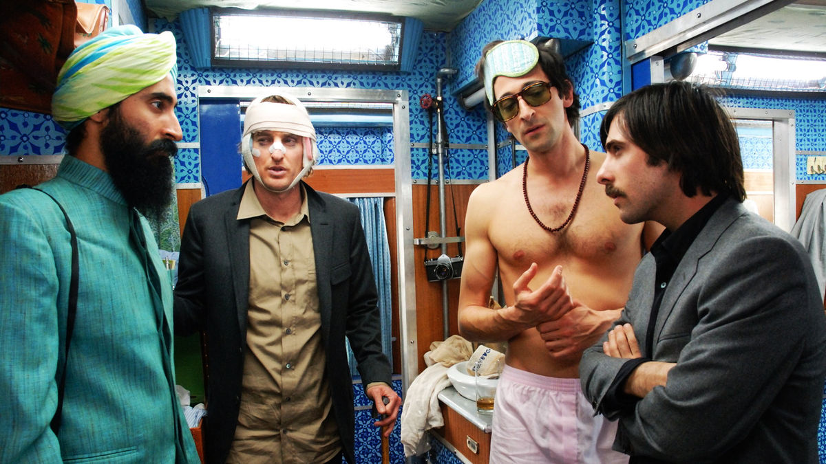 The Darjeeling Limited (2007) directed by Wes Anderson • Reviews ...