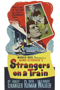 Image result for Strangers on a Train